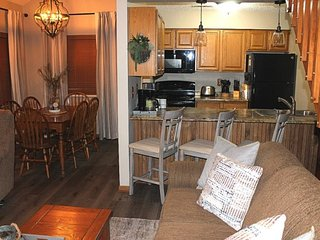 Fantastic Lakeviews!  No Steps!  Great Family Getaway - 1 mile to Silver Dollar