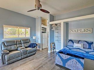 Naples Studio w/ Resort Amenities - Near Marina!