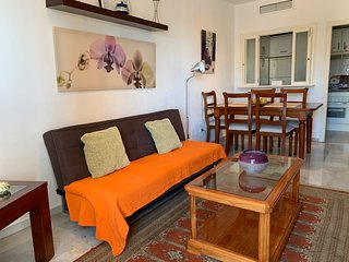 Excelent sea side 2 bedrooms apartment in Fuengirola