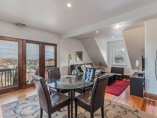 The Sky View Redline | 3BR 1BA | Mass General and Boston Medical!