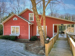 The Havens Too! - Charming house - walking distance to Tryon - A haven from ever