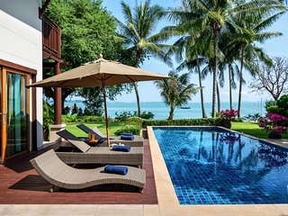 Beachfront 3 Bedroom Villa Phuket Private Island