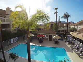 Fitness Center, Outdoor Pool + Free Daily Breakfast | San Fernando Valley Suite