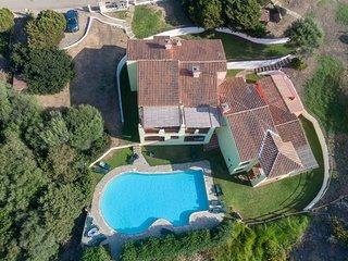 Villa 4 posti con piscina condivisa - Sea Villas