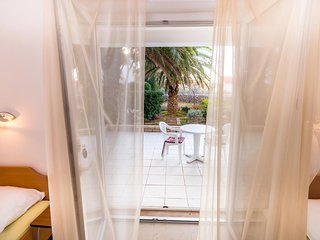 Novalja Apartment Sleeps 2 with Pool and Air Con - 5828786