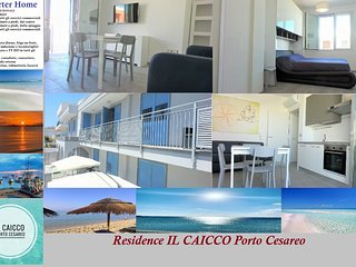 Residence IL CAICCO - Charter Place [100 mt mare]