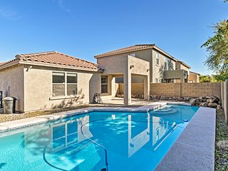 NEW! Chic Home w/ Patio: 12Mi to Downtown Phoenix!