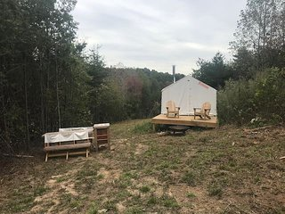 Tentrr - Happy Tales Campsite