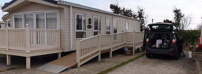 Luxury Spacious Caravan to let St Osyth Clacton-on-Sea