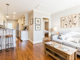 Luxury 2 bed 1 bath property near downtown -The Perfect spot to enjoy a holiday