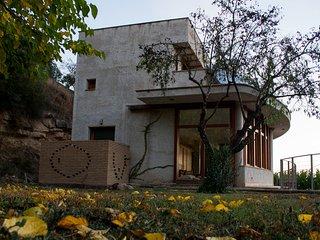 Casa ecológica con vistas a Montserrat: 4 plazas