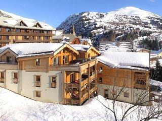 Alpe d'Huez Chalet Sleeps 10 - 5828298