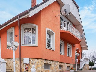 Awesome apartment in Balatonlelle w/ WiFi and 4 Bedrooms (UBF911)