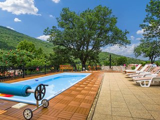 Awesome home in Moscenicka Draga w/ Outdoor swimming pool, WiFi and 3 Bedrooms (
