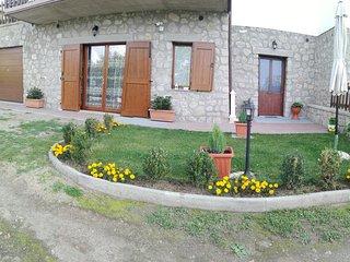 Casa in montagna.....