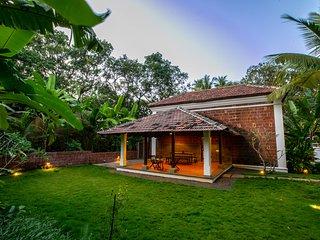 Casa Caisua- A Goan Loft Style Villa