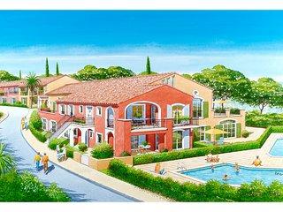 Les terrasses de Cogolin - near Saint-Tropez