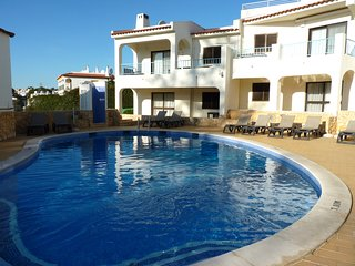 2 Bed/2 Bath Apartment with Terrace in Carvoeiro Centre with Swimming Pool