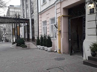 Одесская квартира в самом центре города.