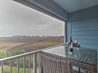 Hilton Head Island Condo w/ Beach Views & Access!