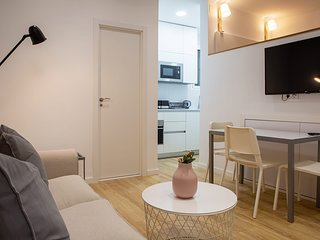 Bright & Cozy 1bedroom in Center of Madrid