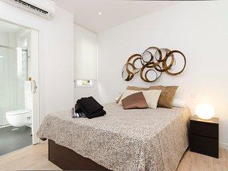 Centric & Cosy 1bed-1 bath flat in Park Retiro