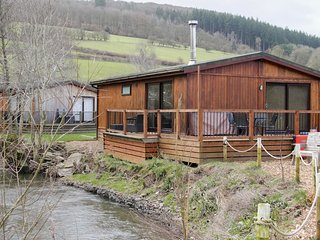 Willow River Lodge, Clun