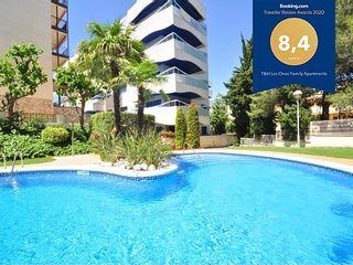 T&H Les Ones Family Apartment 1 B Salou
