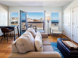 Waterfront Luxury Penthouse in the heart of Commercial ST w/ views & parking