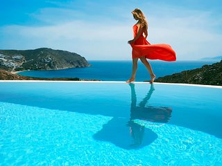 BlueVillas | Villa Hermione | Tranquil location offering privacy close to beach