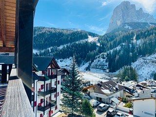 Skiferien in Südtirol - Residence casa Metz