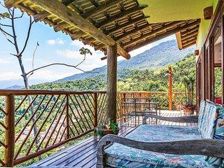 Privacidade e conforto impecáveis em Ilhabela