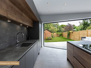 Beaumont Cottage - Cosy Cottage | Contemporary Living | Woodburner | St Albans