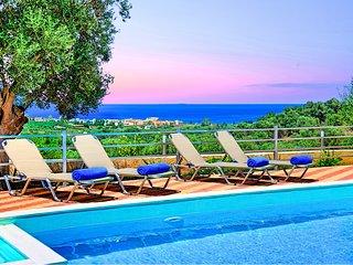 Aqua Blue Villa Heated Pool