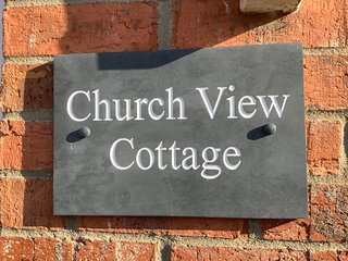 Church View Cottage Modern Lincolnshire Holiday Let near Woodhall Spa
