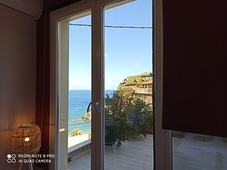 ENJOY SEA VIEW & THE SOUND OF WAVES (APARTMENT MARIRENA 2)