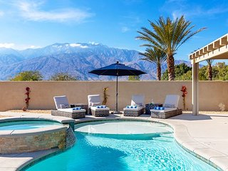 First Tee at The Desert Princess Golf Resort - Brand New Home with Pool & Spa
