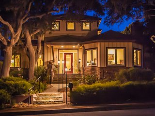 Amazing New 5BR/4BA Luxury Craftsman Estate Close to Aquarium, Beaches, and Golf