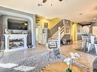 NEW! Airy Home w/ Hot Tub, By Downtown & Wineries!