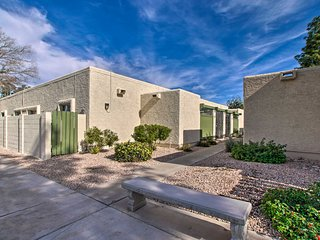 NEW! Tempe Townhome w/ Terrace, Walk to Sloan Park