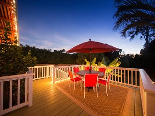 Red 'Ohana 3 BD above Mauna Kea and Hapuna Beaches in the town of Waimea