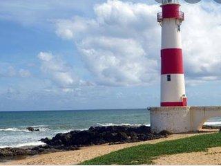 Trulli Apt° Mobiliado 200m Praia Farol Itapuã