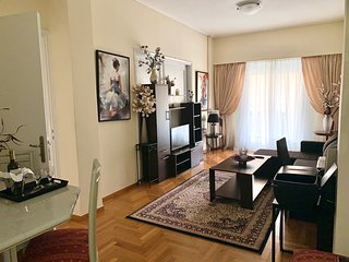 Harokopio Apartment in Athens