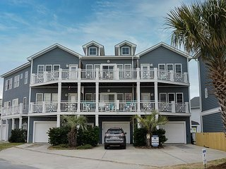 Ocean Front views and only a short distance to the Kure Beach Boardwalk
