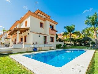 Cubo's Villa Los Nebrales