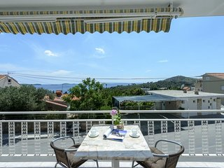 Apartments Botica- Double Room with Balcony and Sea View