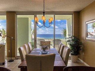 Beach Club A201 *Stunning Corner Unit w/Breathtaking Views* 4bd/4Ba Condo