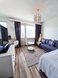 Newly renovated studio just 5min from Helsinki centre