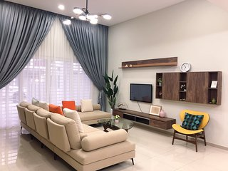 Kajang Luxury Modern House 5room Wedding Family Gathering Workshop 9min MRT