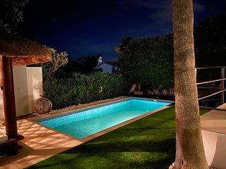 Casa Estrella del Mar - Gepflegte Villa mit Pool in Strandnahe